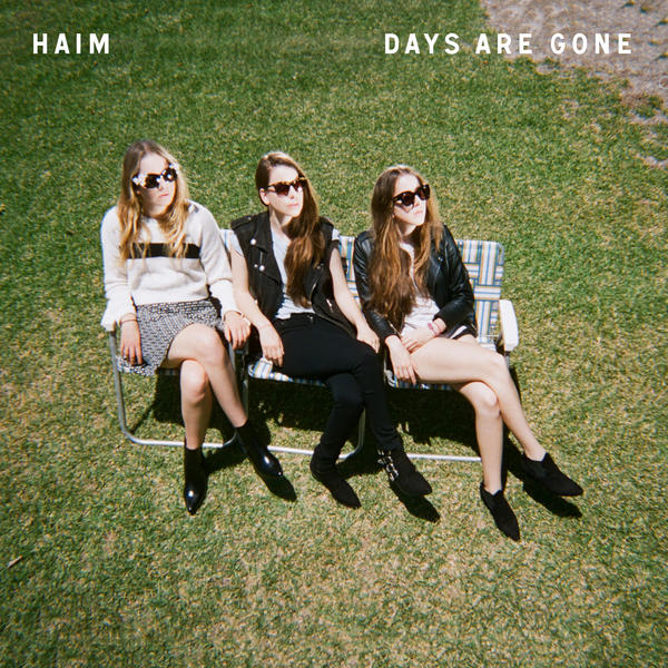 """""""Days Are Gone"""" is the major-label debut album by L.A.'s Haim."""