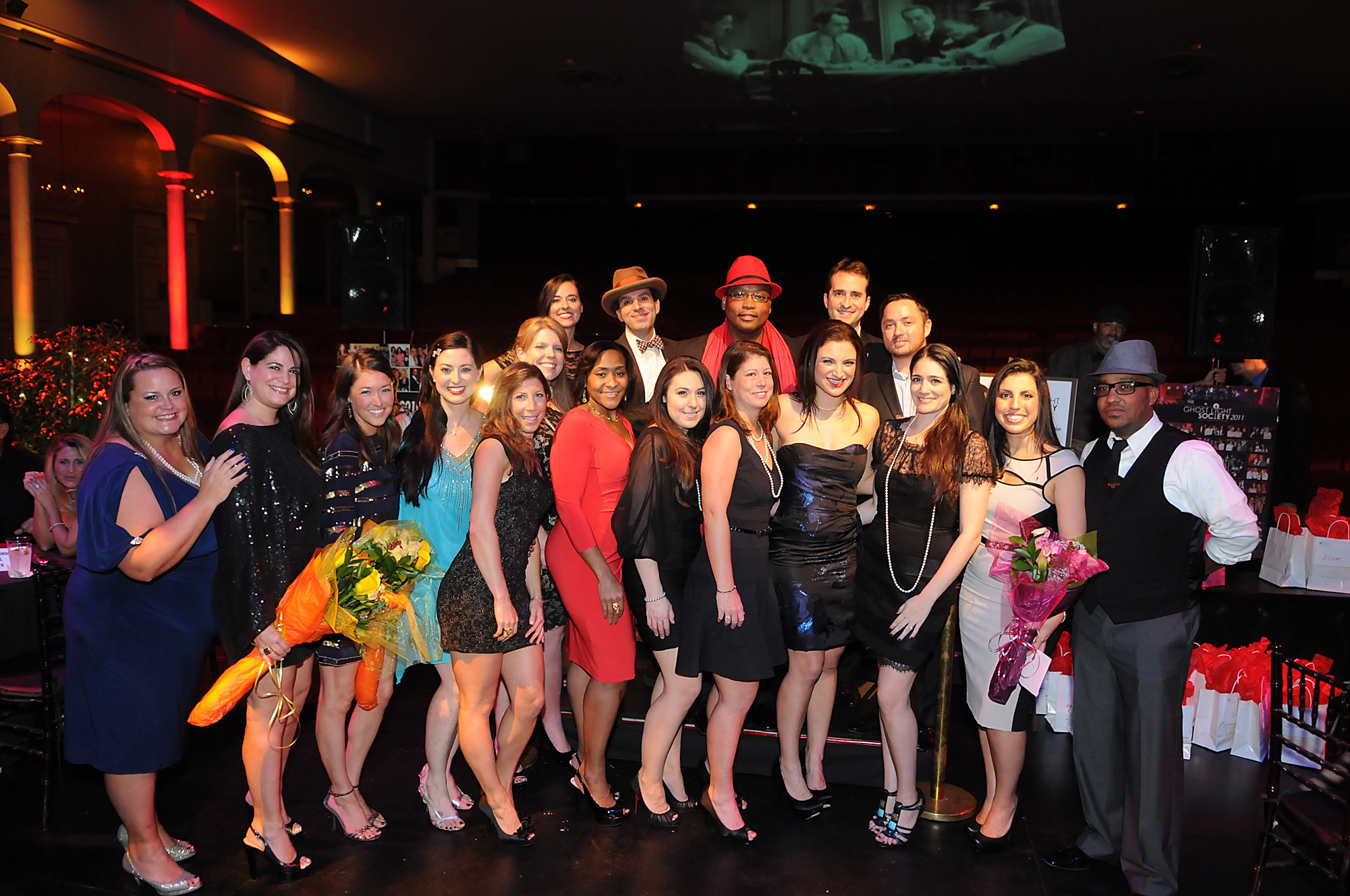 Society Scene photos - The host committee for last year