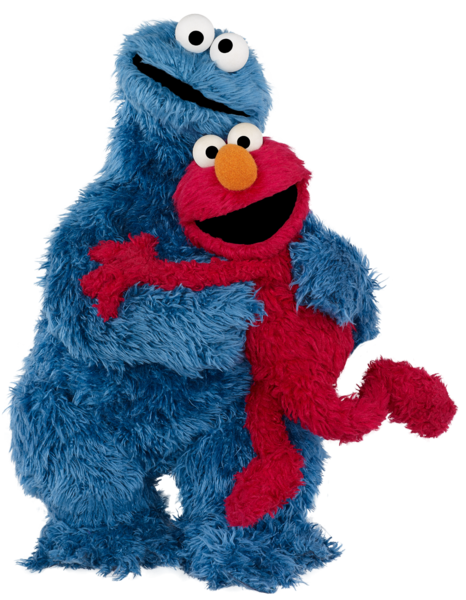 "Cookie Monster and Elmo are hopping the pond to film ""The Furchester,"" a new children's show for the BBC's preschool channel, CBeebies."