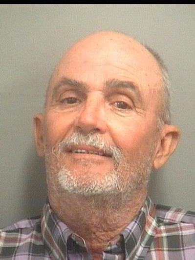 Ruben Navarro, 65, of Lake Worth, is accused of illegally storing waste tires at a West Boynton Beach propertym according to a Palm Beach County Sheriff's Office arrest report.