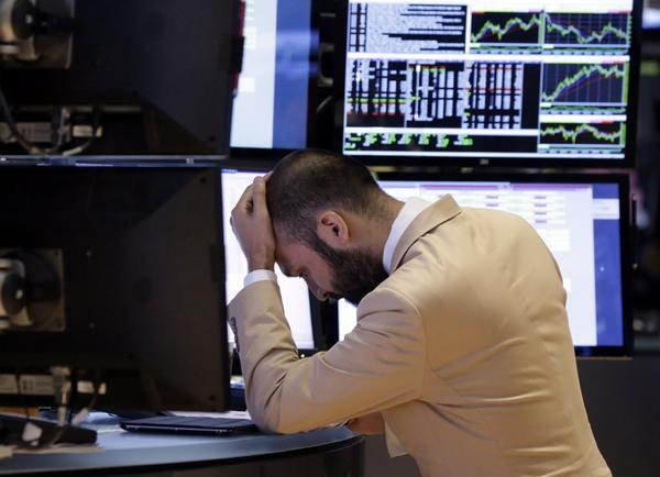 New York Stock Exchange specialist Fabian Caceres contemplates market prospects.
