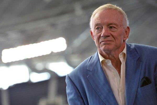 Dallas Cowboys owner Jerry Jones feels good about his team even after a tough loss Sunday to the Denver Broncos.