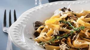 Recipe: Pasta in rich mushroom sauce