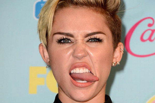 Miley Cyrus has been getting mashed-up lately.