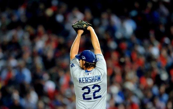 Are the Dodgers making the right move by starting Clayton Kershaw on short rest tonight?