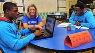 At Patterson, Kelley Bagdasarian helps athletes improve their grades