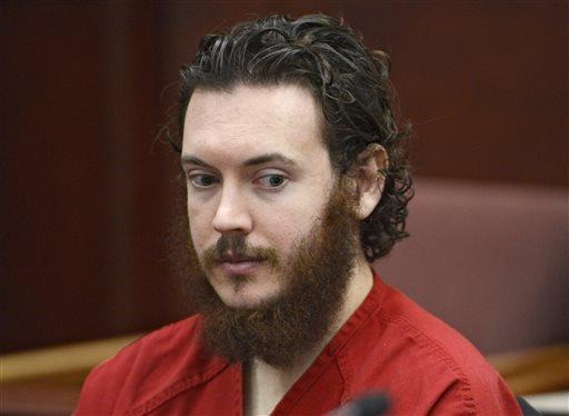 Aurora, Colo., theater shooting suspect James E. Holmes in court this summer.