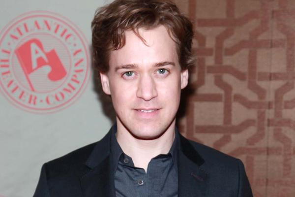 "T.R. Knight, formerly of ""Grey's Anatomy,"" got married over the weekend."