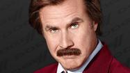 Will Ferrell stays classy as Ron Burgundy in Dodge Durango ads