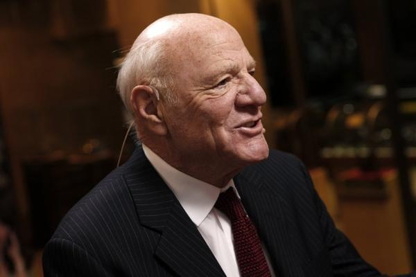 Barry Diller is one of the backers of Aereo.