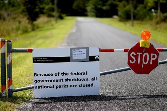 Shunning the shutdown