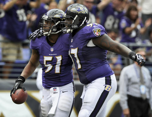 <b>Once again, the Ravens are a team defined by defense.</b>