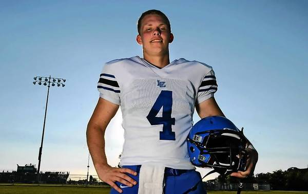 Lake Zurich's Noah Allgood.