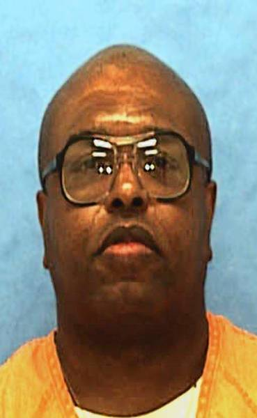 Darius Kimbrough, 40, is scheduled to die by lethal injection Nov. 12 for the 1991 murder of Denise Collins. The two were neighbors living in an Orange County apartment complex on Rio Grande Avenue.