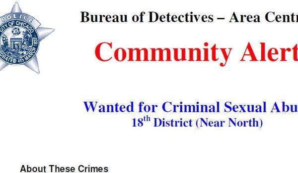 North Side community alert