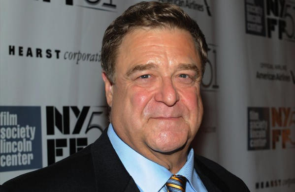 "Actor John Goodman attends the ""Inside Lleywn Davis"" premiere during the 51st New York Film Festival at Lincoln Center."