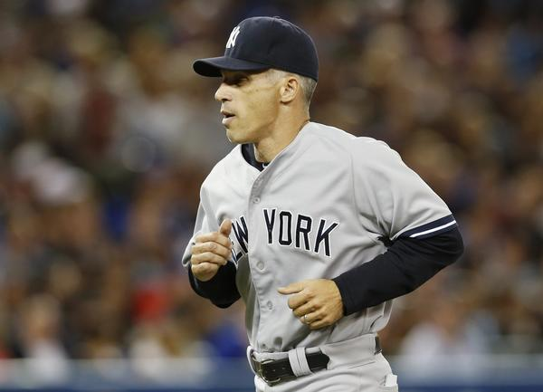 New York Yankees manager Joe Girardi is still trying to determine his baseball future.