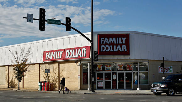 A Family Dollar store in Kansas City, Mo.