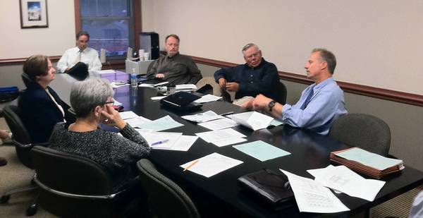 Members of the Park Ridge Flood Control Task Force meet Monday for what likely will be the last time.