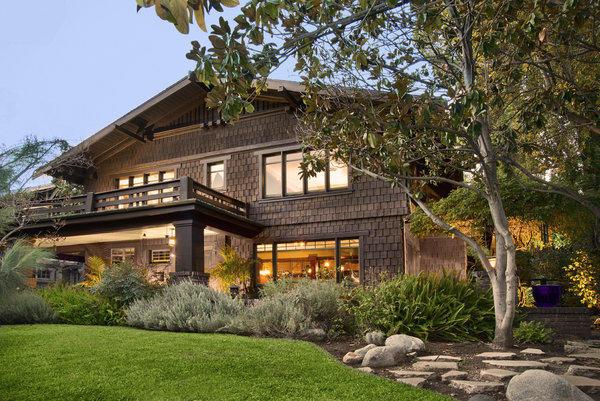 Craftsman weekend 2013 pasadena gears up for home tours for Pasadena craftsman homes