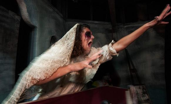Images from Halloween Horror Nights 23 at Universal Orlando.