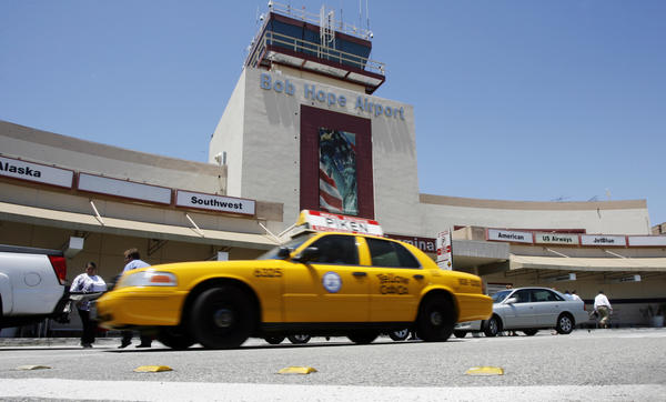 File Photo: Bob Hope Airport in Burbank. The airport handled 336,361 passengers in July 2013, an almost 7.3% decrease compared to 362,763 in August 2012, according to statistics released by the Burbank-Glendale-Pasadena Airport.