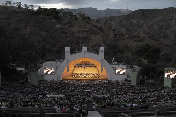 The ticket increases at the Hollywood Bowl range from $1 to $9, while some tickets will stay the same price or decrease in price slightly.