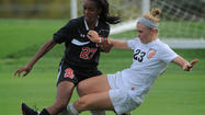No. 2 McDonogh rolls away with 5-0 win over No. 1 Archbishop Spalding in girls soccer