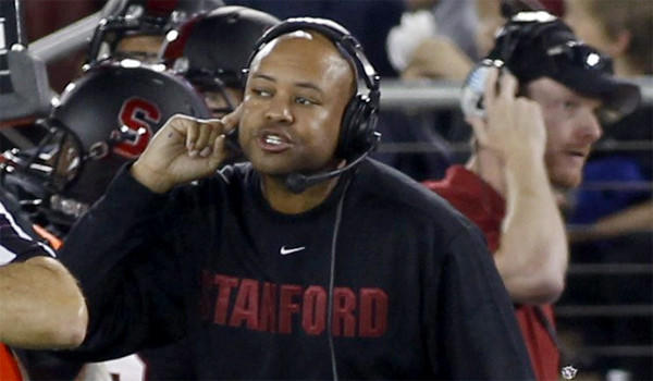 Stanford Coach David Shaw passionately denied allegations made by Washington Coach Steve Sarkisian that his Cardinal players faked injuries during their matchup with the Huskies on Saturday.