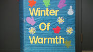 Abbott Loop Elementary Collects 'Winter for Warmth'
