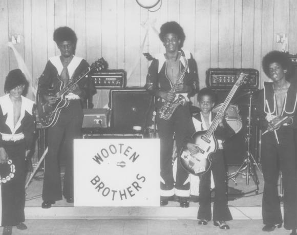 The Wooten Brothers, pictured here in the 1970s, will play Virginia Beach in December.