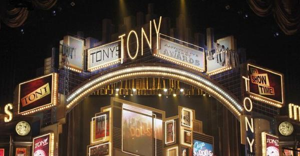 The Tony Awards will be broadcast on CBS on June 8.