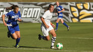 Towson women's soccer player Emily Banes 'willing to work' toward goals