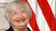 Another thing to admire about Janet Yellen: Her hair!