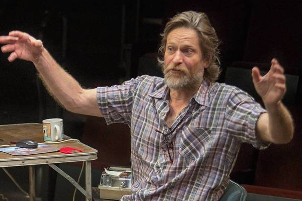 """Eva Kaminsky and Michael Laurence star in Samuel D. Hunter's """"The Few"""" at the Old Globe."""