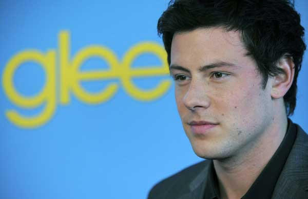 "Finn (Cory Monteith) is recalled in a new ""Glee"" on Fox."