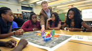 Pimlico students give input on new school building