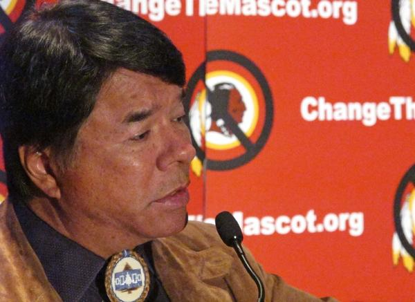 Oneida Indian Nation representative Ray Halbritter would like the Washington Redskins to change their nickname.