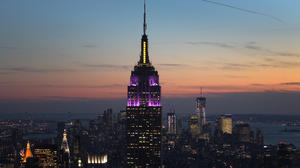 Saying goodbye to New York