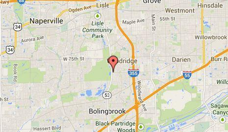 Police are investigating a shooting on the 3300 block of 83rd Street in Woodridge.