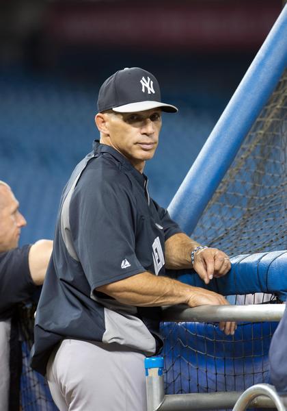 New York Yankees manager Joe Girardi got a new four-year deal.