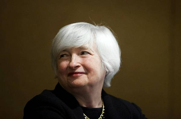 Janet Yellen was nominated Wednesday to replace Ben Bernanke as Fed chair.