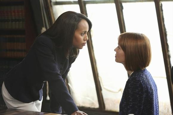 Kerry Washington and Samantha Sloyan