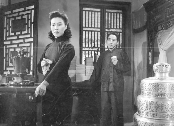 """Spring in a Small Town"" was directed Fei Mu."