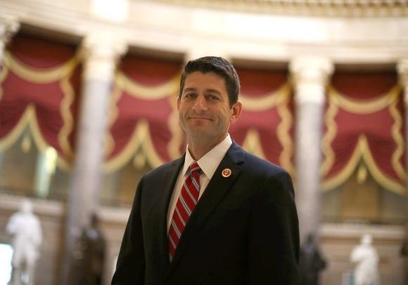 House Budget Committee Chairman Paul Ryan (R-Wis.)