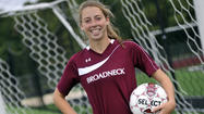 Varsity Q&A with Ellie McNulty of Broadneck girls soccer
