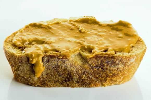 Cream-nut peanut butter