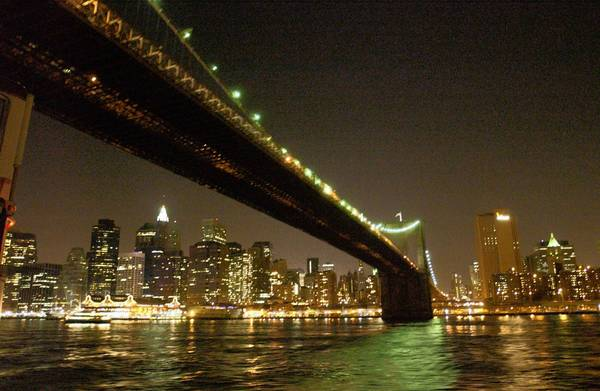 'He fell for her like his heart was a mob informant and she was the East River.'