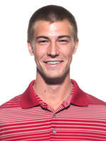 Charlevoix's Wyatt Drost shot a tournament best 219 to win the three-day Great Lakes Intercollegiate Athletic Conference individual men's golf championship Monday at Eagle Eye Golf Club in Bath.