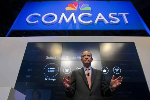 """Comcast is taking a leap forward in social TV by enabling Twitter users to more easily find and view the shows they want to watch and discover new shows,"" Comcast CEO Brian Roberts said in a prepared statement."